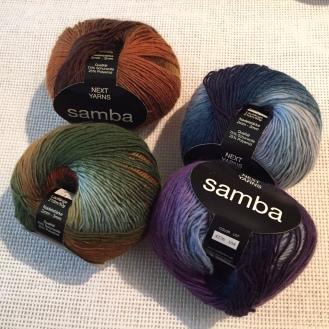 NEXT-Samba